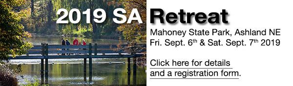 2019 SA Retreat, click for registration